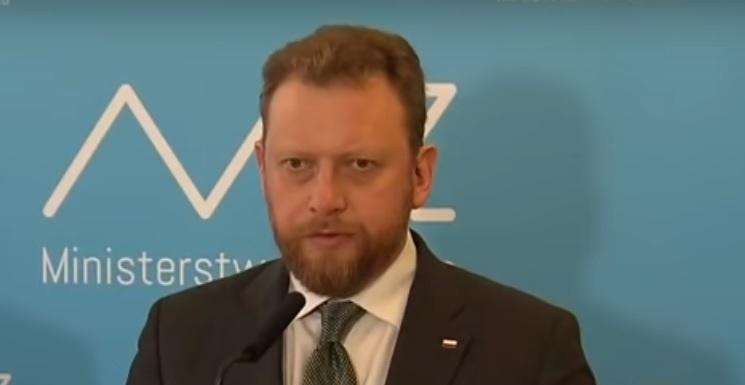 Łukasz Szumowski: Zachoruje 10-20 proc. społeczeństwa - miniaturka