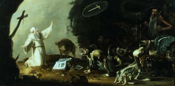 Objawienia demoniczne - zdjęcie