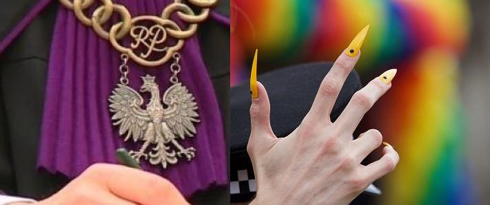 Kasta Basta! SKANDAL! 3 miesiące więzienia bo... trzymał baner przeciwko marszowi LGBT - miniaturka