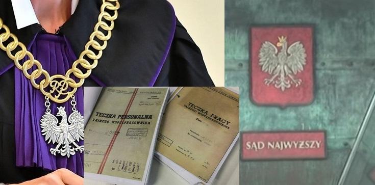 Sędzia NSA zarejestrowana jako TW uderza w nowych prezesów Sądu Najwyższego - zdjęcie