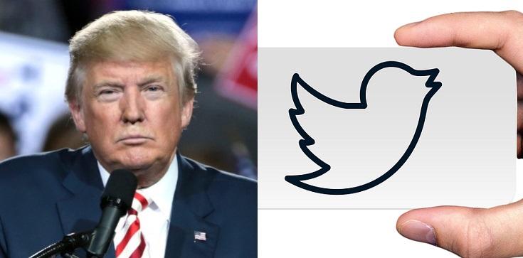 Trump ponownie ocenzurowany przez Twittera - zdjęcie