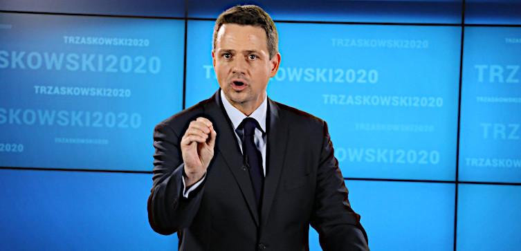 Trzaskowski chciałby układać pytania do debaty? - miniaturka