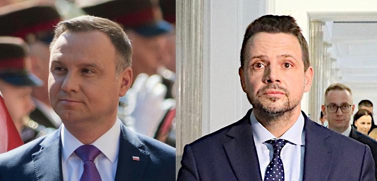 Polacy zgodni: Andrzej Duda lepszym prezydentem na trudne czasy - miniaturka