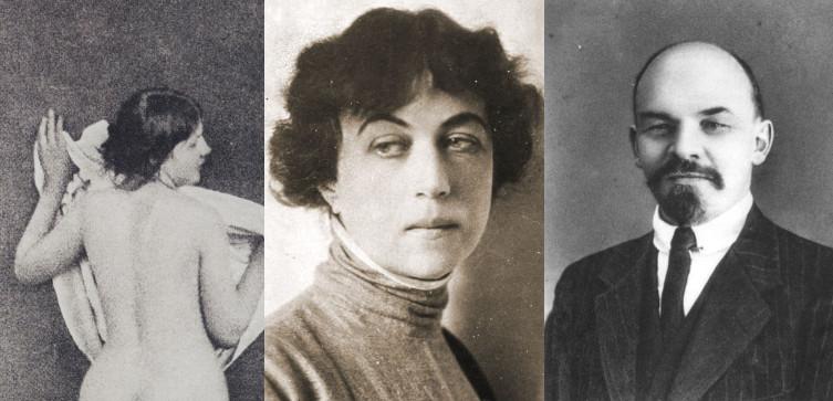 Aleksandra Kołłontaj - feministka Lenina, która sprostytuowała sowiecką Rosję - miniaturka