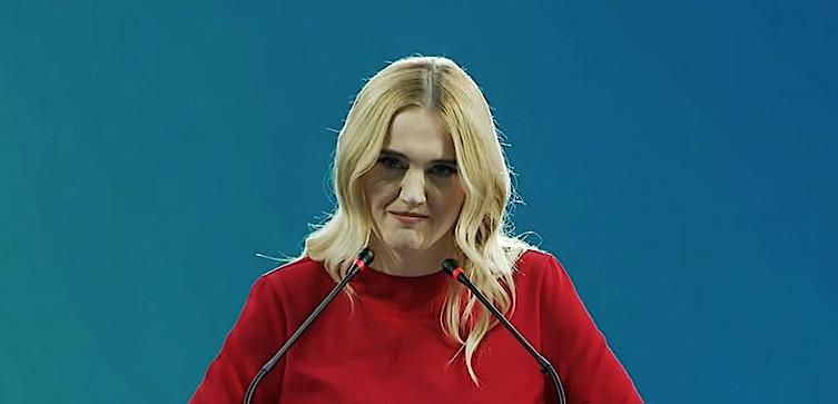 Kuriozalna propozycja żony Kosiniaka-Kamysza! Referendum, by zdecydować o uposażeniu pierwszej damy - miniaturka