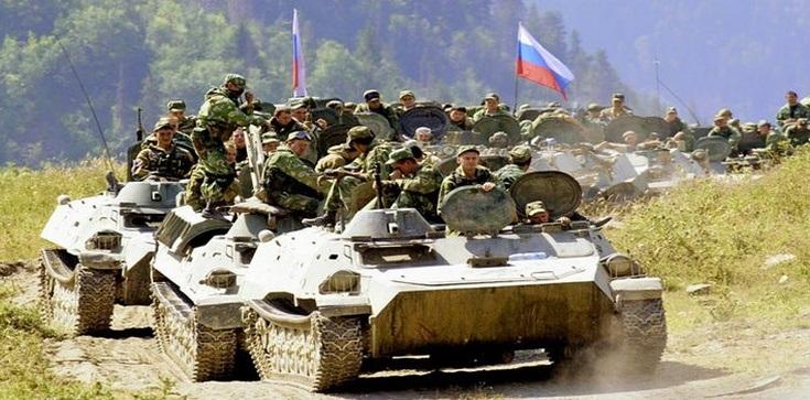 Ponad 150 tys. żołnierzy rosyjskich przy granicy z Ukrainą - zdjęcie