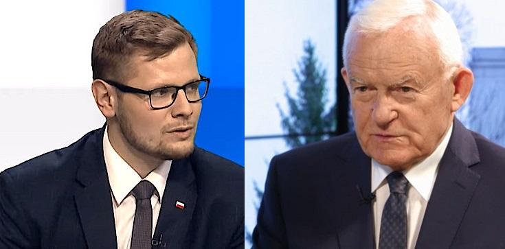 Woś do Millera: ,,Oddaj pan mandat polskiego posła do PE'' - zdjęcie