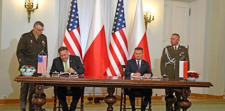 MON opublikowało treść umowy z USA - zdjęcie