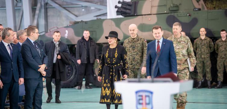 Początek ćwiczeń Defender Europe 20. Szef MON: To kluczowe dla Polski - miniaturka