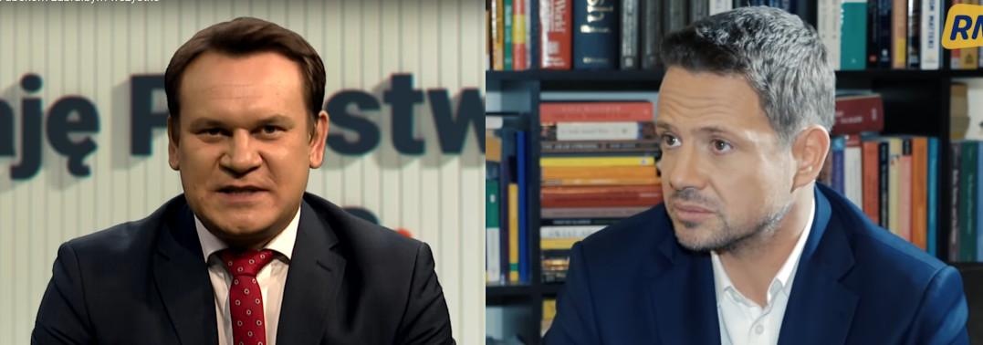 Tarczyński o Trzaskowskim: Tak PO traktowała Polskę! Odrażająca mentalność ,,elity'' - miniaturka
