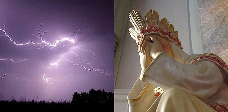 Bóg przygotowuje uderzenie, jakiego jeszcze nie było. Orędzie Matki Bożej z La Salette - zdjęcie