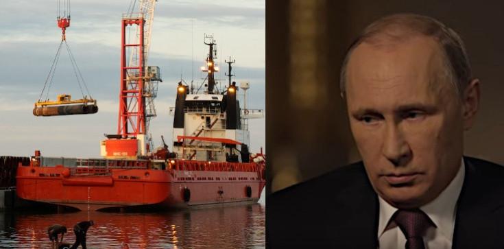 Ambitne cele Rosjan. Budowa Nord Stream 2 ma zostać ukończona przed 12 czerwca - zdjęcie