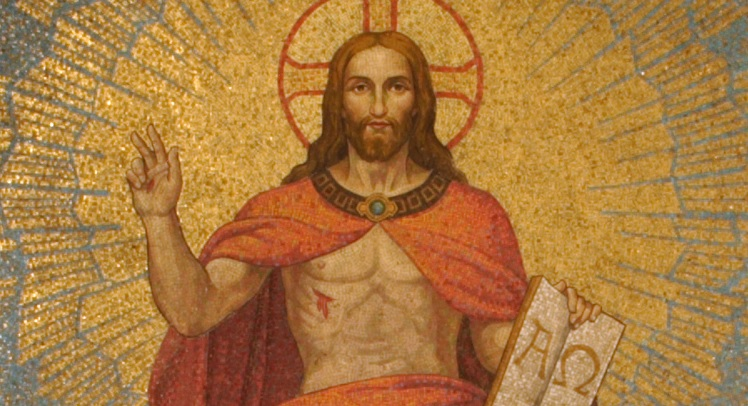 Znalezione obrazy dla zapytania Chrystus król