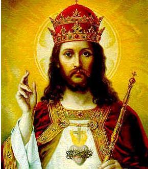 Jezus Chrystus Król Wszechświata (fot. archiwum)