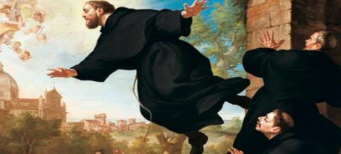 Latający zakonnik