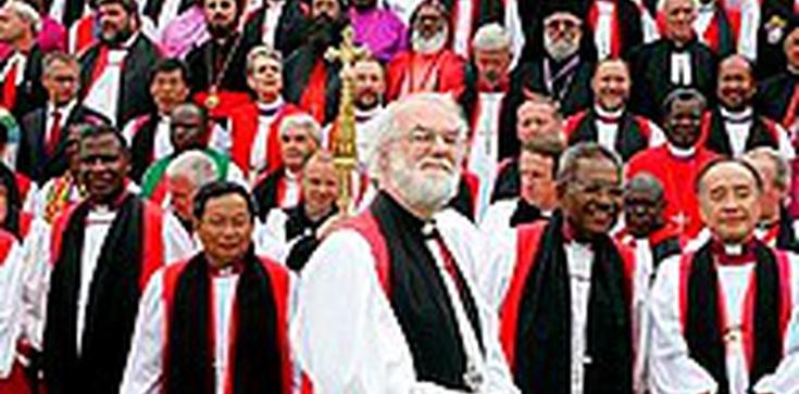 Skandal pedofilski dociera do anglikanów? - zdjęcie
