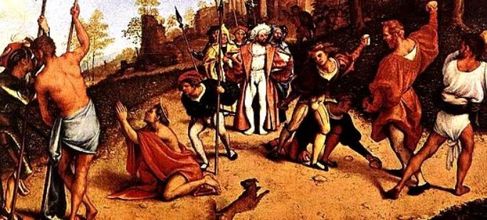 Znalezione obrazy dla zapytania męczeństwo katolickie