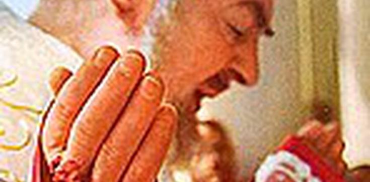 Prof. Luzzatto: O. Pio to oszust - zdjęcie