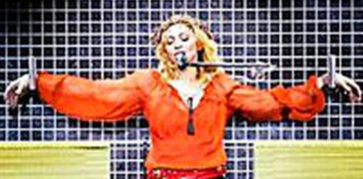 Koncert Madonny: Jeśli pozostaniemy obojętni, sytuacja będzie wyglądała jak w USA - zdjęcie