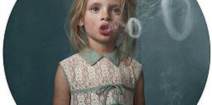"""""""Smoking Kids"""": kampania przeciwko paleniu - zdjęcie"""