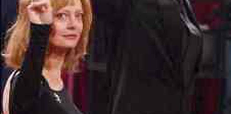 Lewacka aktorka uważa, że podsłuchują ją służby specjalne USA - zdjęcie
