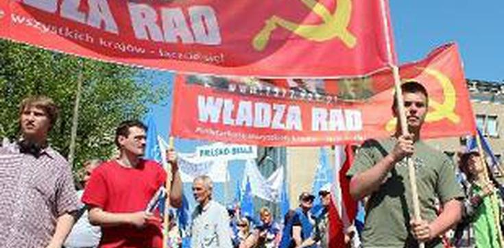 Komunizm - TAK, Jan Paweł II - NIE - zdjęcie