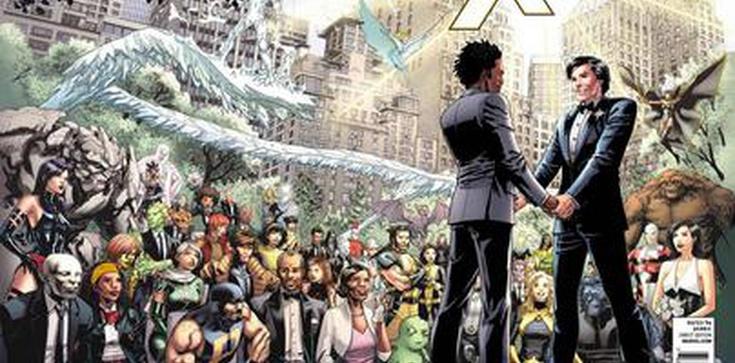 Kolejny superbohater okazał się być gejem. Po Batmanie padło na X-Mena - zdjęcie
