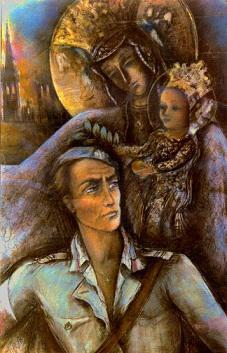 Oprac. M. Podulka na podstawie zdjęcia Muzeum Powstania Warszawskiego