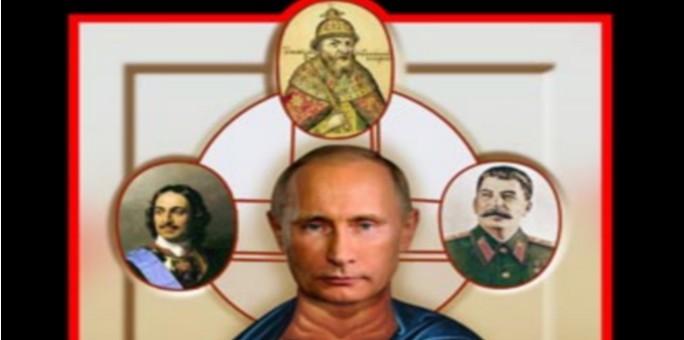 Cyryl, Putin i ich metody  Frondapl